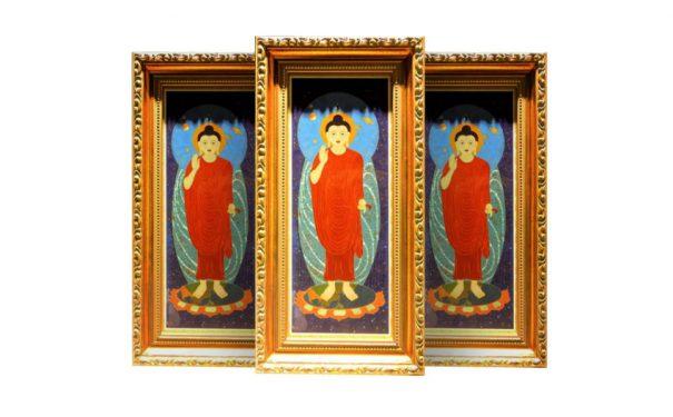 知名大佛瓷版畫銷售頁